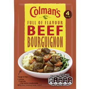 Colman's Beef Bourgignon Mix