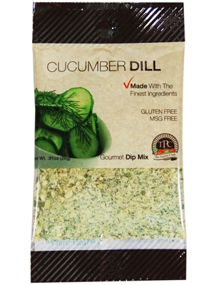 The Pantry Club Cucumber Dill Gourmet Dip Mix