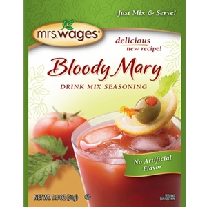 Mrs. Wages Bloody Mary Drink Mix Seasoning