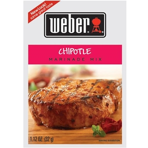 Weber Chipotle Marinade Mix