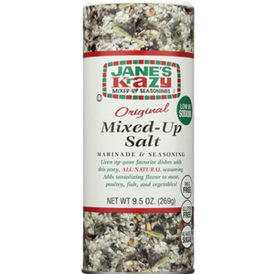 Jane's Krazy Original Mixed-Up Salt - 9.5 oz