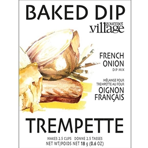 Gourmet du Village French Onion Baked Dip Mix