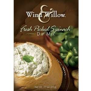 Wind & Willow Fresh Picked Spinach Dip Mix