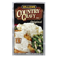 Williams Country Gravy Mix