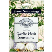 Blue Crab Bay Co. Garlic Herb Seasoning
