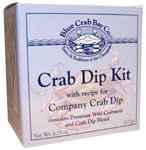 Blue Crab Bay Co. Crab Dip Kit
