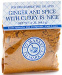 To Market-To Market Ginger & Spice With Curry Is Nice Dip Mix