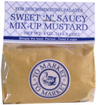 To Market-To Market Sweet 'N' Saucy Mix-Up Mustard Dip Mix