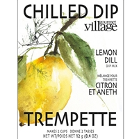 Gourmet du Village Lemon Dill Dip Mix