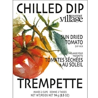 Gourmet du Village Sun Dried Tomato Dip Mix