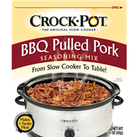 Crock-Pot BBQ Pulled Pork Seasoning Mix