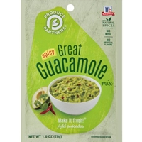 Produce Partners Great Guacamole Mix Spicy