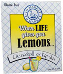 To Market-To Market When Life Gives You Lemons Cheeseball & Dip Mix