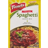 French's Italian Spaghetti Sauce Mix