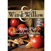 Wind and Willow Apple Pie Cheeseball & Dessert Mix