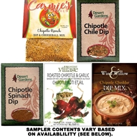 Chipotle Dip Mix Sampler