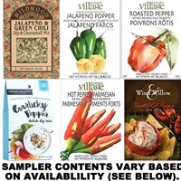 Pepper Dip Mix Sampler