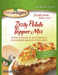 Mrs. Wages Zesty Potato Topper Mix