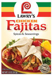 Lawry's Chicken Fajita Seasoning Mix