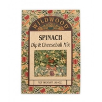 Wildwood Spinach Dip & Cheeseball Mix