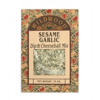 Wildwood Sesame Garlic Dip & Cheeseball Mix
