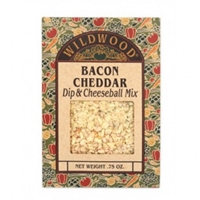 Wildwood Bacon Cheddar Dip & Cheeseball Mix
