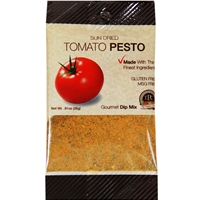 The Pantry Club Tomato Pesto Dip Mix