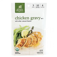 Simply Organic Chicken Gravy