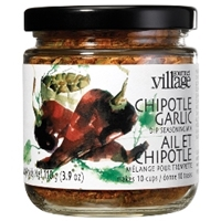 Gourmet du Village Roasted Chipotle & Garlic Baked Dip Mix Jar