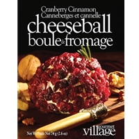 Gourmet du Village Cranberry Cinnamon Cheeseball Mix