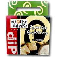 Molly & Drew Parmesan Peppercorn Dip Mix