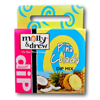 Molly & Drew Pina Colada Dip Mix