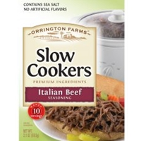 Orrington Farms Italian Beef Seasoning Mix