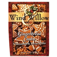 Wind & Willow Gingerbread Cookie Cheeseball & Dessert Mix