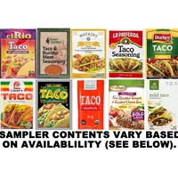 Taco Seasoning Sampler