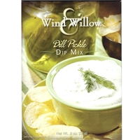 Wind & Willow Dill Pickle Dip Mix