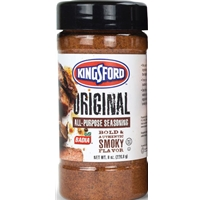 Kingsford Original Bold Authentic Smoky Flavor All Purpose Seasoning
