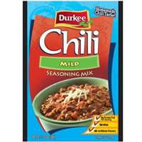 Durkee Mild Chili Seasoning Mix