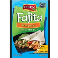 Durkee Fajita Seasoning Mix