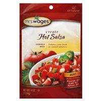 Mrs. Wages Salsa Mix Hot