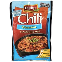 Durkee Reduced Sodium Chili Seasoning Mix