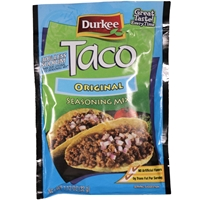 Durkee Reduced Sodium Taco Seasoning Mix