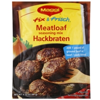 Maggi Meatloaf Seasoning Mix