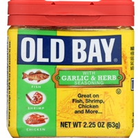 Old Bay Garlic & Herb Seasoning 2.25 oz