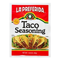 La Preferida Taco Seasoning