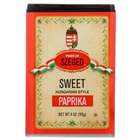 Pride of Szeged Sweet Hungarian Style Paprika