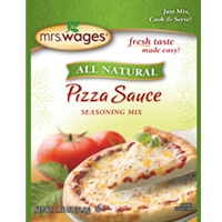 Mrs. Wages Pizza Sauce Seasoning Mix