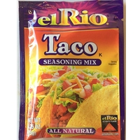 El Rio Taco Seasoning Mix