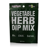 Davis & Davis Vegetable Herb Dip Mix