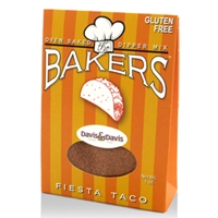 Davis & Davis The Bakers Fiesta Taco Dipper Mix